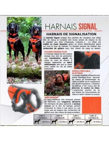 HARNAIS SIGNAL CANIHUNT