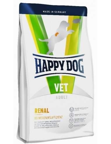 HAPPY DOG VET DIET - RENAL- INSUFFISANCE RENALE (IRC) 12.5kgs