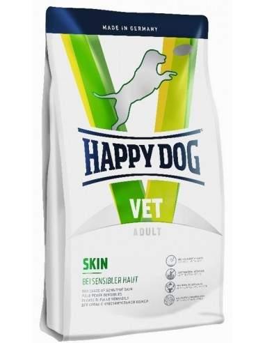 HAPPY DOG VET DIET - SKIN - PEAUX SENSIBLES 12.5kgs