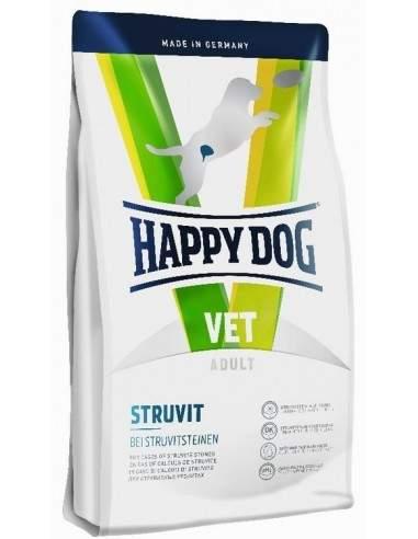 HAPPY DOG VET DIET - STRUVIT - CALCULS DE STRUVITE 12.5kgs