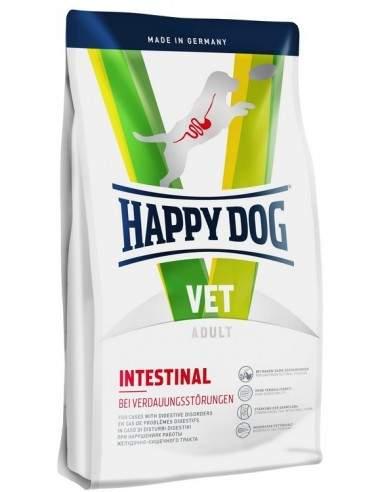 HAPPY DOG VET DIET - INTESTINAL - TROUBLES GASTRO-INTESTINAUX