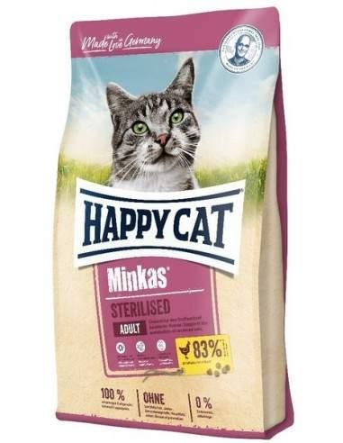 Happy Cat Minkas Sterilised 1.5kgs - 10 kgs