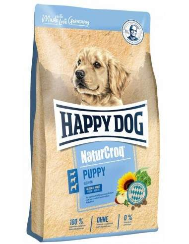 Happy Dog NaturCroq Welpen 15kgs