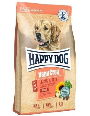 Happy Dog NaturCroq Saumon & Riz 12kgs