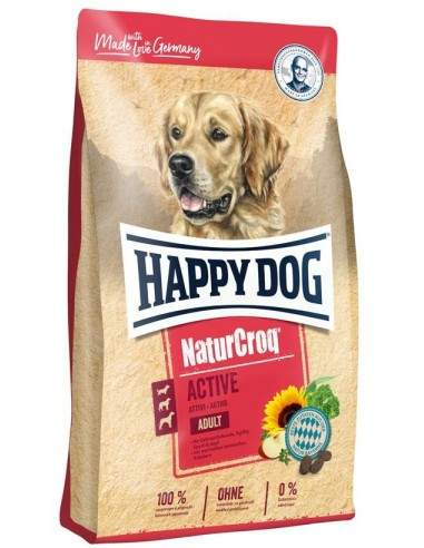 Happy Dog NaturCroq Active 15kgs